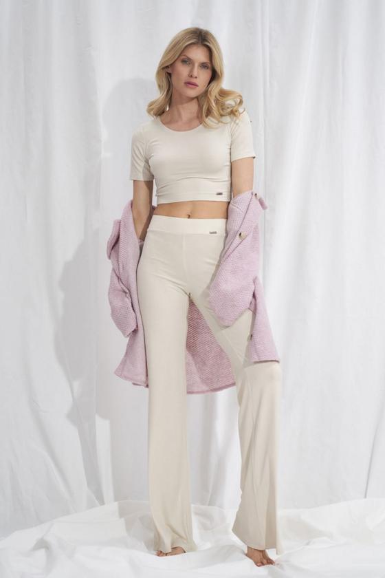 """Žydra šifoninė suknelė """"Valentina""""_60296"""