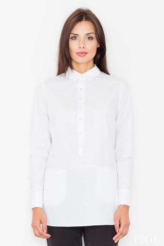 "Trumpa mėlyna suknelė ""Aria""_60325"