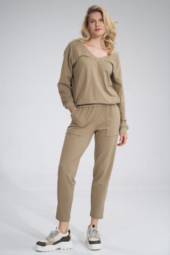 "Mėlyna palaidinė trumpomis rankovėmis ""LIMITED EDITION""_60373"