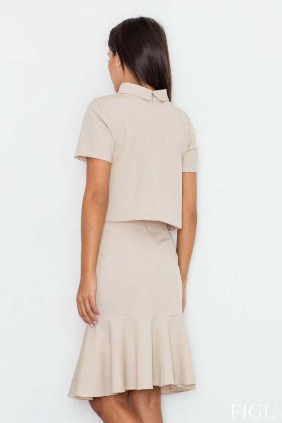 """Neoninė rožinė palaidinė trumpomis rankovėmis """"LIMITED EDITION""""_60398"""
