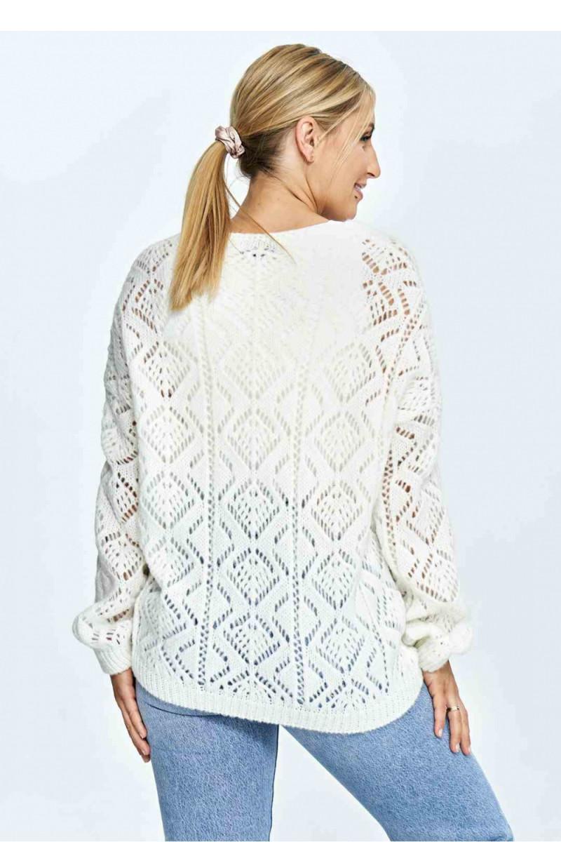 Elegantiškas raudonas kombinezonas su kišenėmis_60502