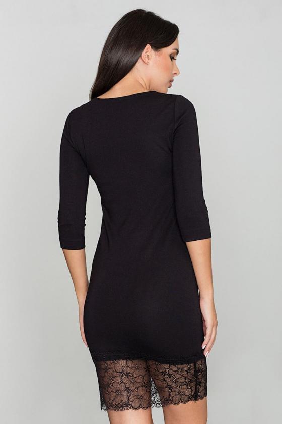 Elegantiška violetinė palaidinė su aukso spalvos sagomis_60976