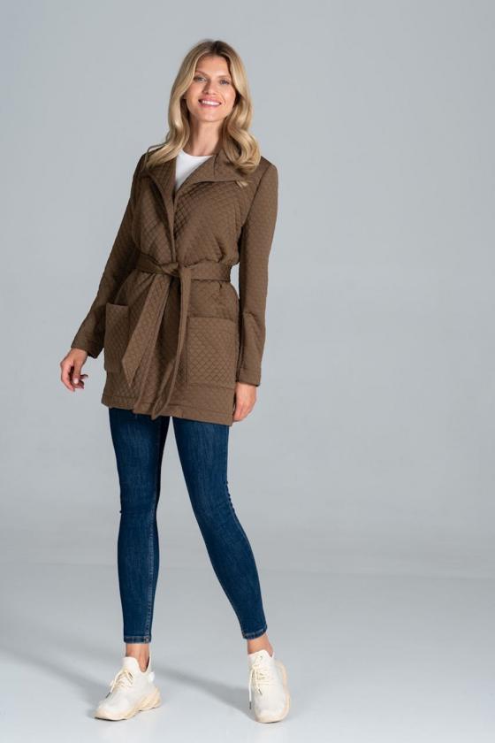 Elegantiška juoda gipiūrinė suknelė_61248