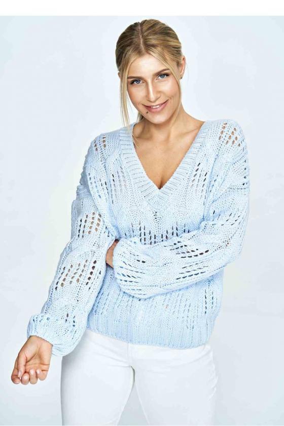 """Medaus spalvos suknelė """"Sofija""""_61295"""