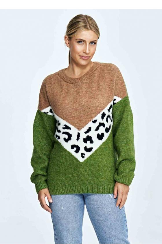 Madinga balta suknelė be rankovių_61302