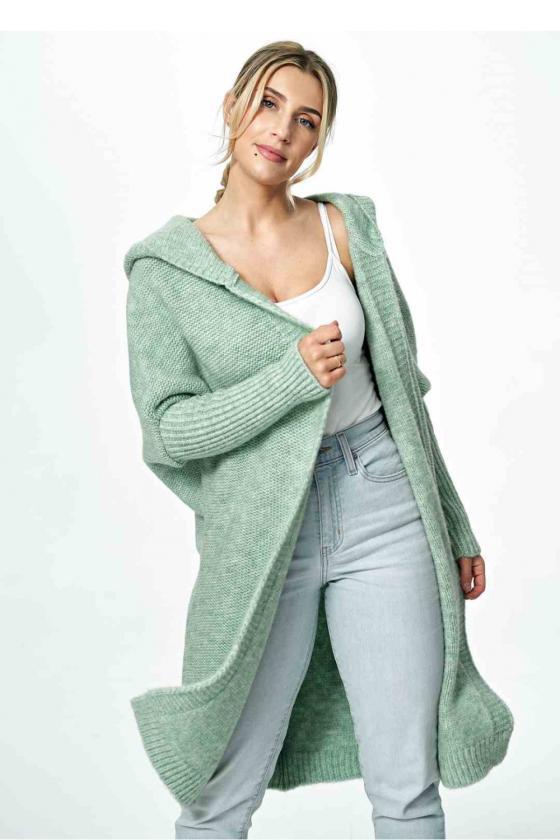 Madinga juoda suknelė be rankovių_61309