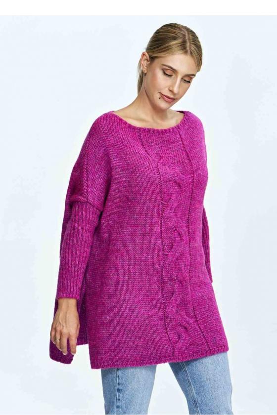 Madinga juoda suknelė be rankovių_61311