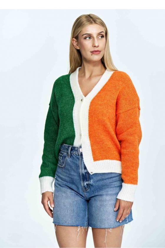 Juoda klostuota asimetriška suknelė_61324