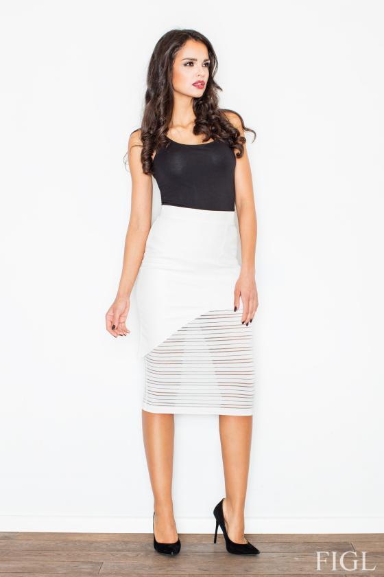 Žalios spalvos klasikinė suknelė su kloste_61432