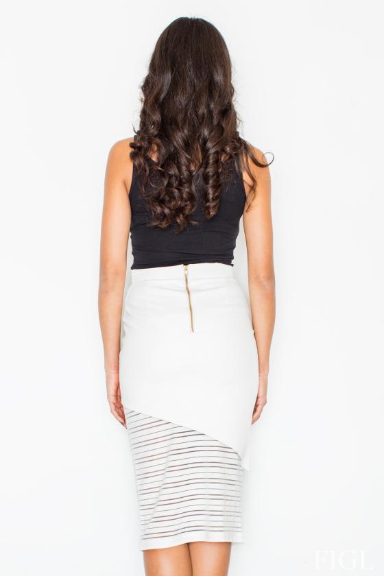 Žalios spalvos klasikinė suknelė su kloste