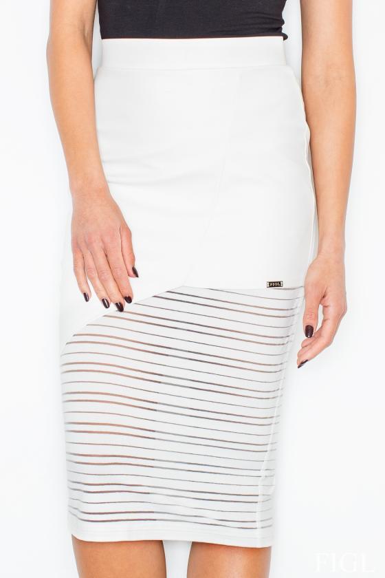 Žalios spalvos klasikinė suknelė su kloste_61434