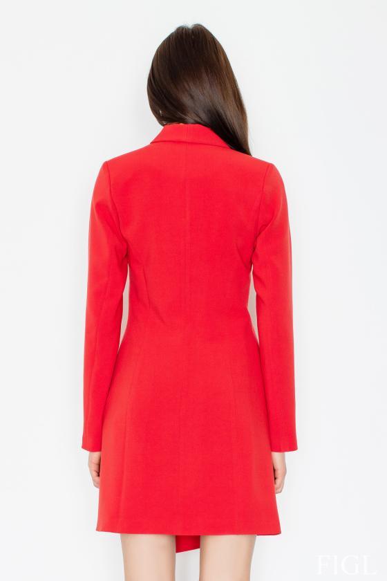 Raudonas bikinis dekoruotas grandinėlėmis_61791