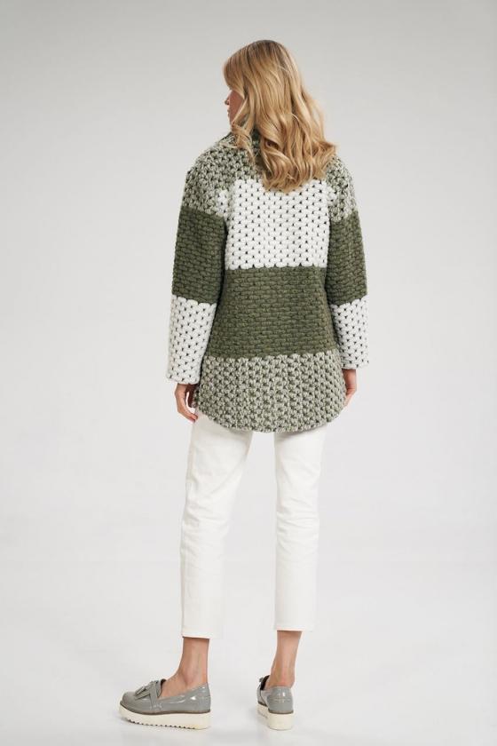 Balta ilga puošni gipiūrinė suknelė_61877