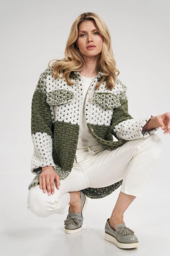 Balta ilga puošni gipiūrinė suknelė_61878
