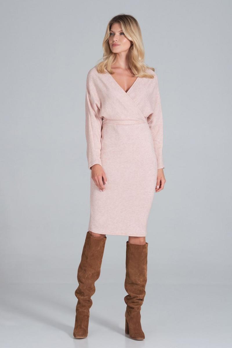 Juoda ilga puošni gipiūrinė suknelė_61883