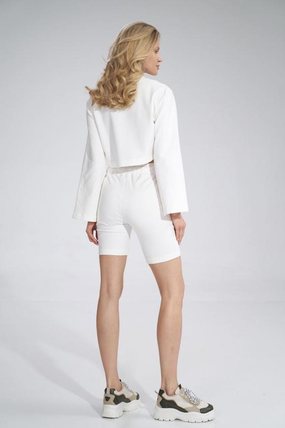 Juodas sportinio stiliaus bikinis