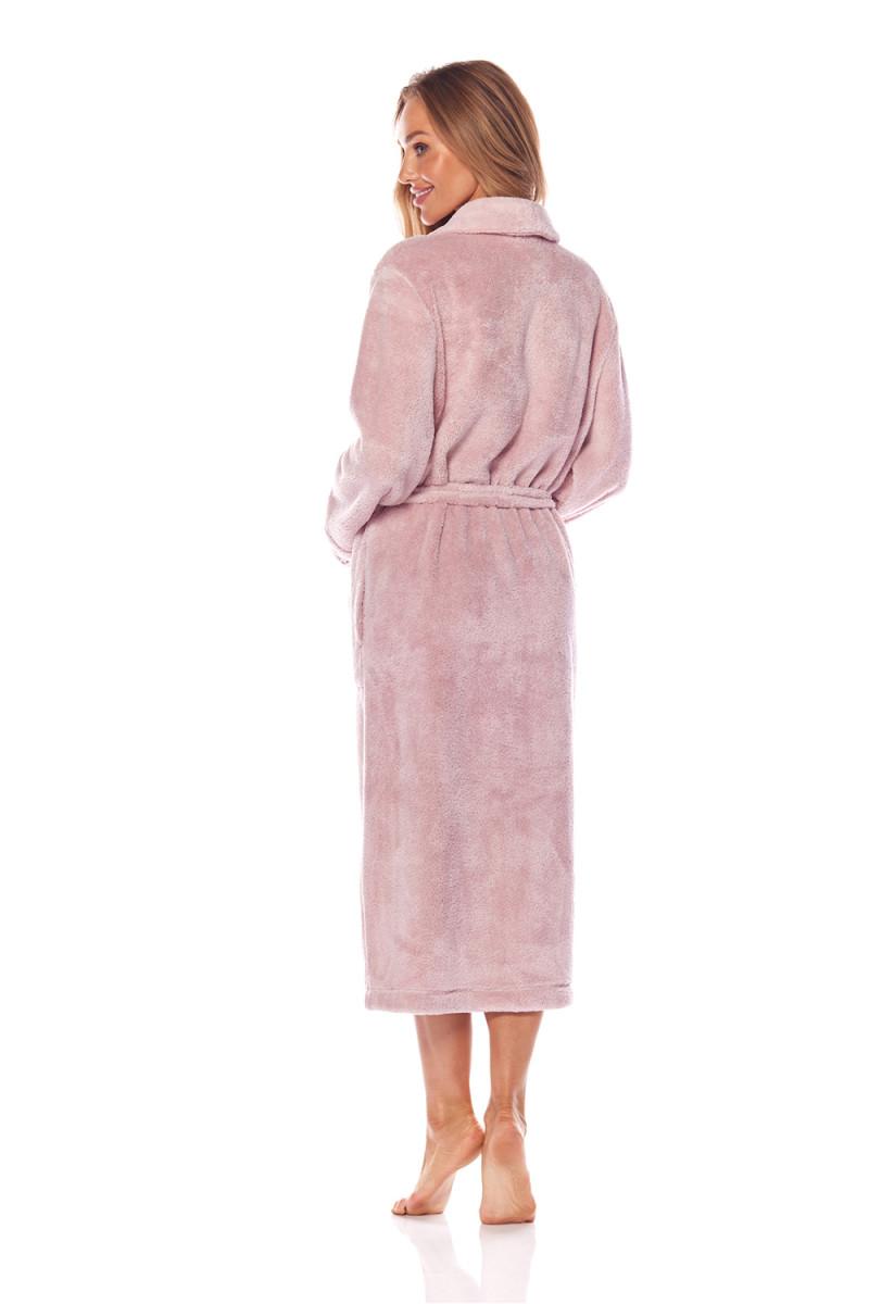 Maxi ilgio balta suknelė dekoruota gėlių motyvais_62049