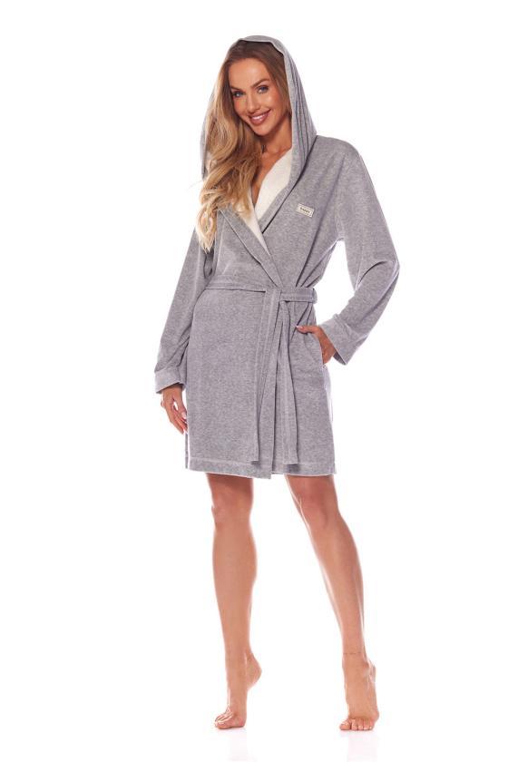 Maxi ilgio balta suknelė dekoruota gėlių motyvais_62050