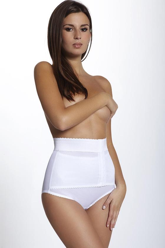 Raudonos spalvos raukiniuota suknelė ilgomis rankovėmis_62137