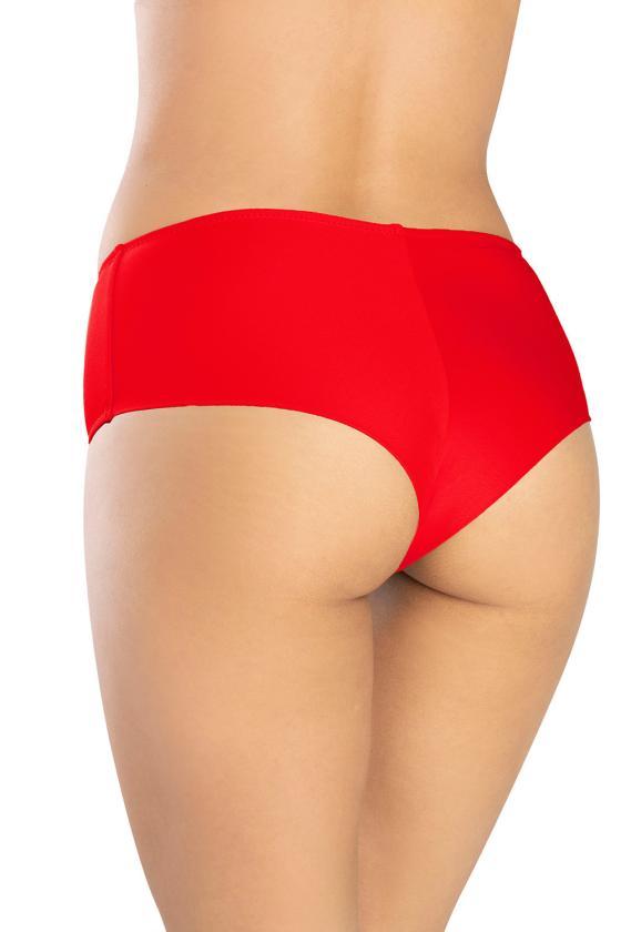 Elastinga mėlynos spalvos suknelė dekoruota sagomis_62275