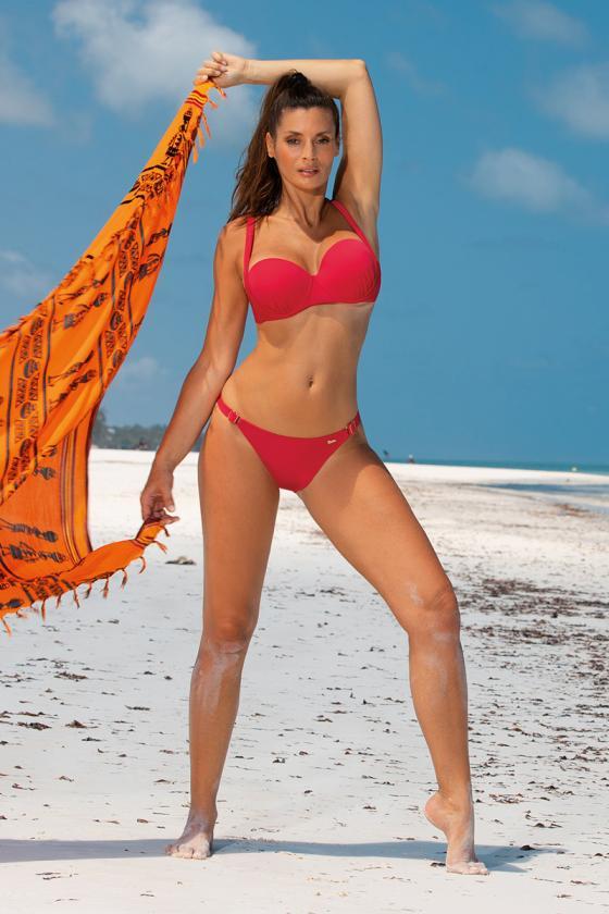 """Rausvi marškinėliai trumpomis rankovėmis """"Kiss""""_62698"""