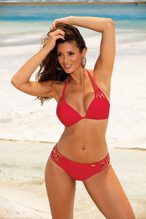 Dailus violetinės spalvos komplektas su leopardo raštu_62854