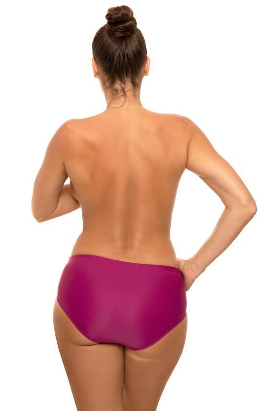 """Raudona """"skater"""" stiliaus suknelė su širdies formos iškirpte_62891"""
