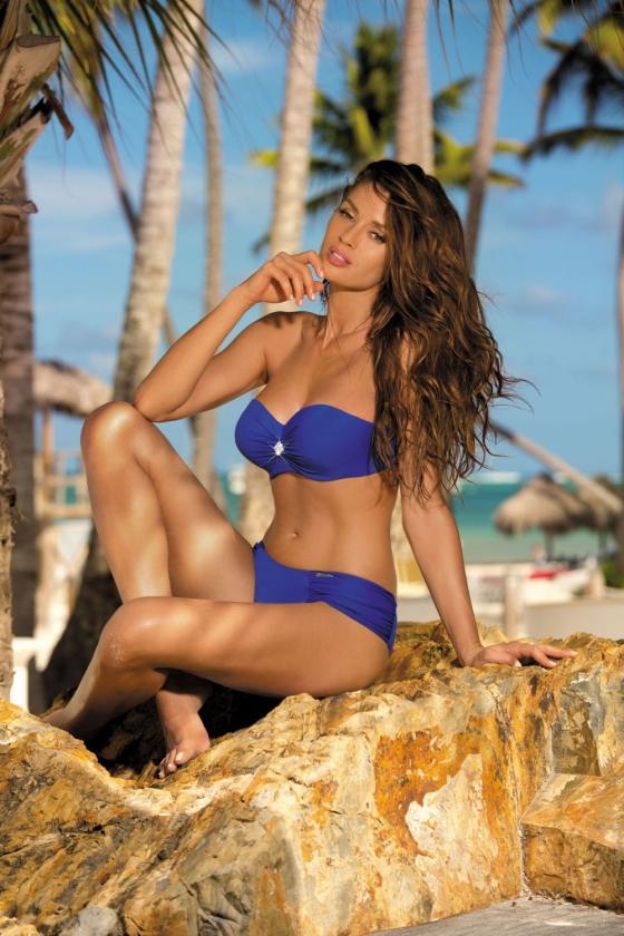 """Žalia """"skater"""" stiliaus suknelė su širdies formos iškirpte_62912"""