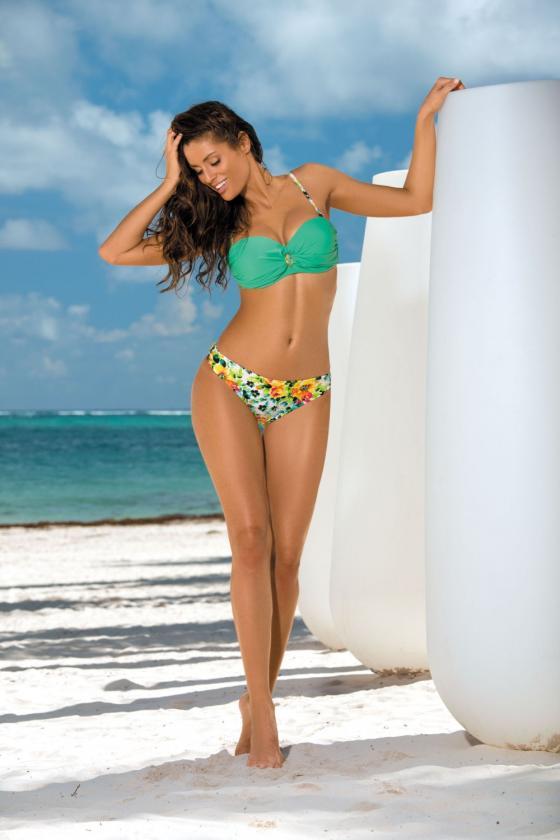 """Bordinė""""skater"""" stiliaus suknelė su širdies formos iškirpte_62919"""