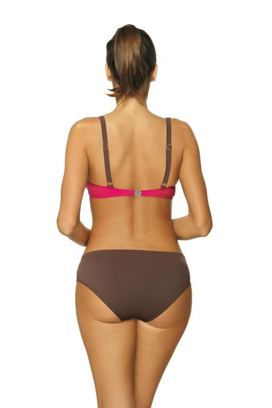 Tamsiai mėlyna peplum stiliaus asimetriška suknelė_62940