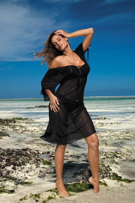 Romantiška aviečių spalvos suknelė