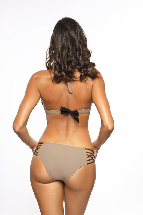 Elegantiška raudona suknelė su dirželiu