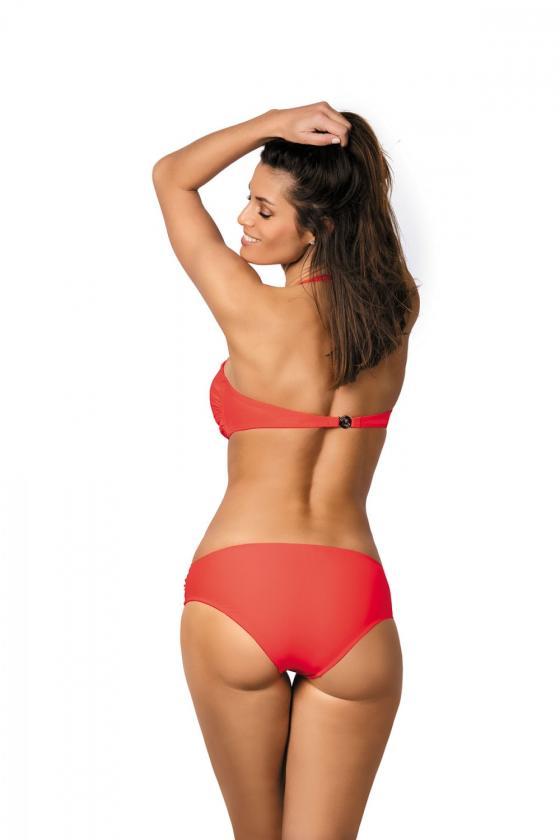 Mėlynas bikinis su braziliško stiliaus kelnaitėmis_63255
