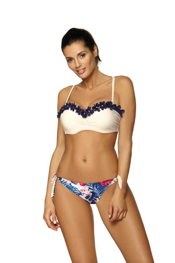 Violetinė asimetriško kirpimo tunika_63610