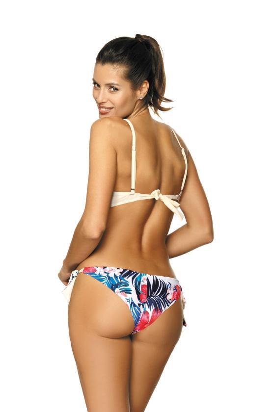 Violetinė asimetriško kirpimo tunika_63611