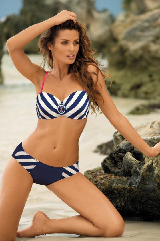 Violetinė asimetriško kirpimo tunika_63612