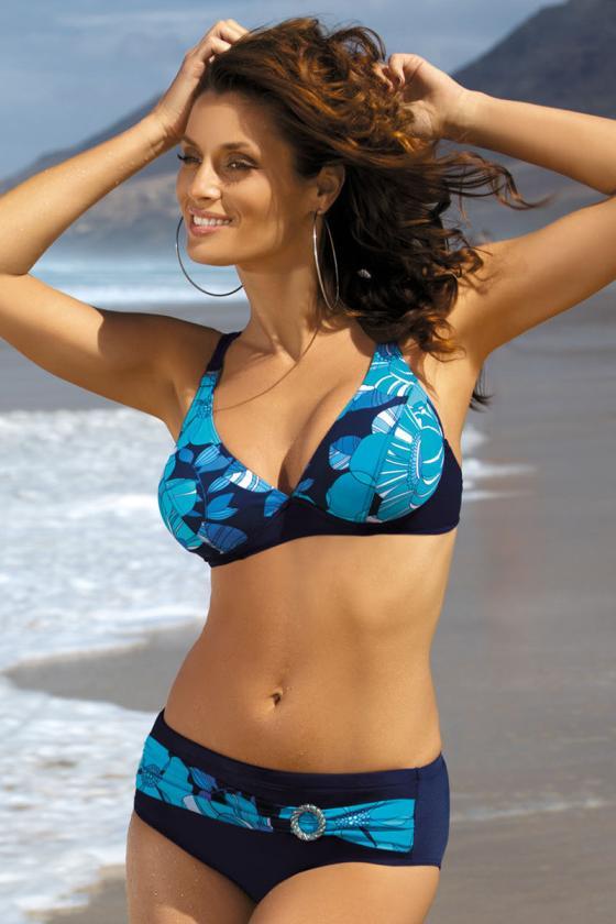 Daili neoninė rožinė suknelė su užrašais ir iškirpte nugaroje_63694
