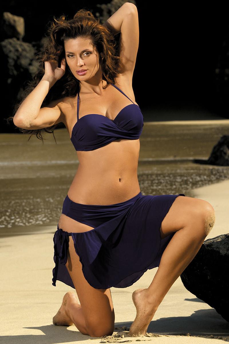 Daili neoninė rožinė suknelė su užrašais ir iškirpte nugaroje_63698