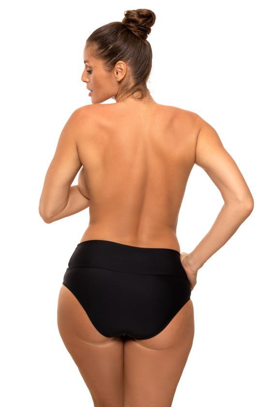 Oranžinė suknelė su užrašais ir iškirpte nugaroje_63715